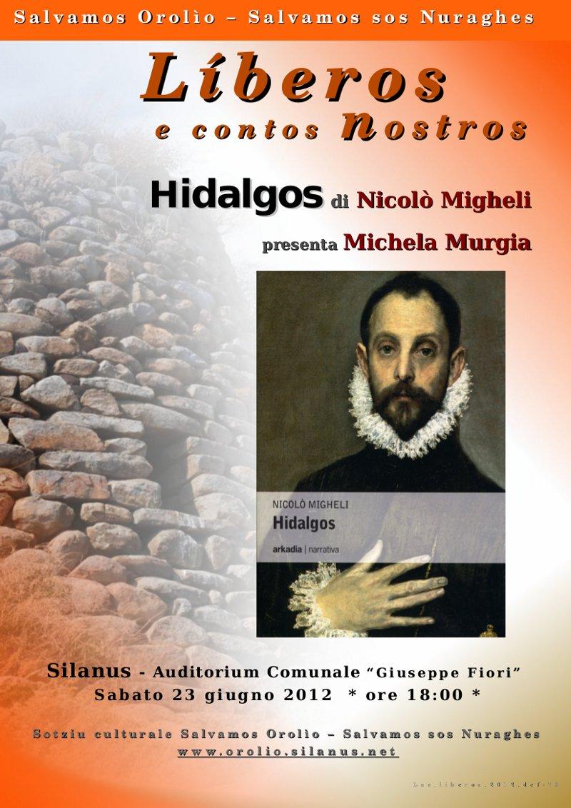 Hidalgos di Nicolò Migheli